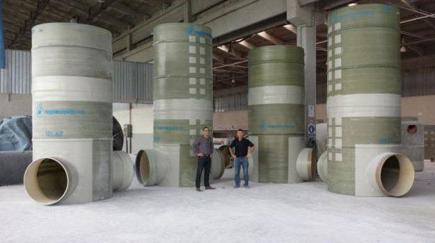 Nastavak isporuke šahtova za kanalizaciju Bihać