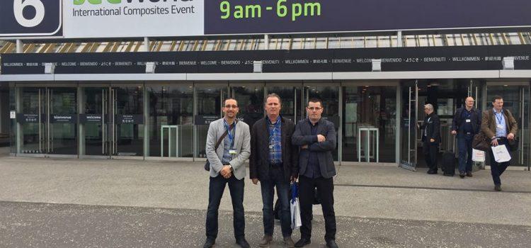 Posjeta sajmu JEC WORLD 2017