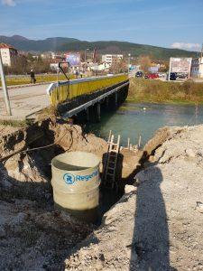 Kanalizacija Šipovo WATSAN: