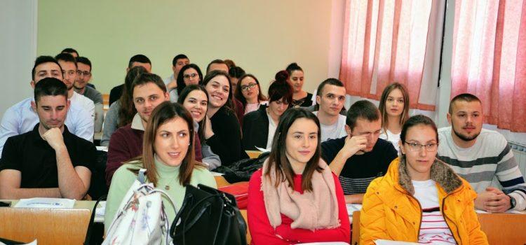 Prezentacija za studente Arhitektonsko-građevinsko-geodetskog fakulteta u Banja Luci