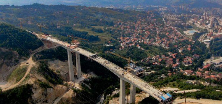 Ponosni na uspješno završene radove odvodnje na jednom od najzahtjevnijih građevinskih objekata u BiH